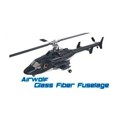 FUSELAJE AIRWOLF 450