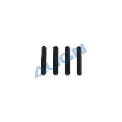 H50046 Plastic Hexagonal Bolt