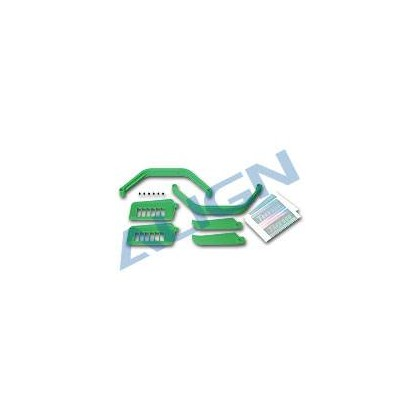 H50076-83 Upgrade Parts Assembly/Green