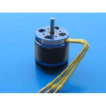 670KV Brushless motor
