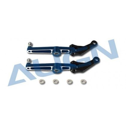 HN6092-84 Metal Washout Control Arm/Blue
