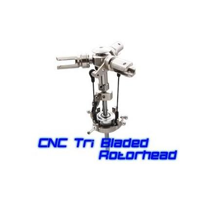 Rotor tripala 450 aluminio