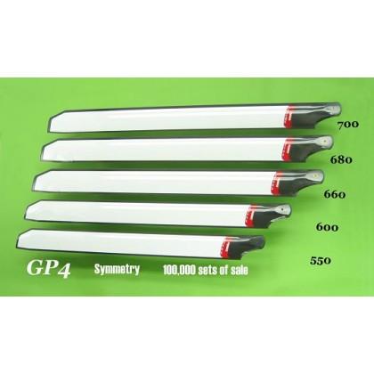 GP4 680 Palas carbono