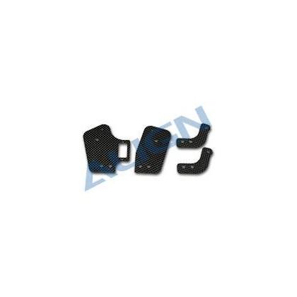 HN7060 700N Frame Brace Set(CF)
