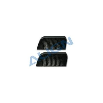 HS1284 450 Carbon Flybar Paddle