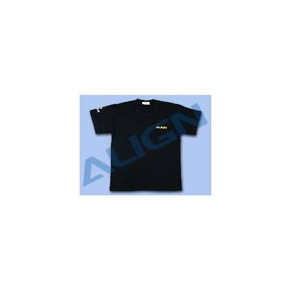 camiseta negra 4L