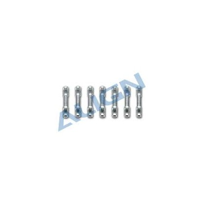 H25042 Aluminum Hexagonal Bolt