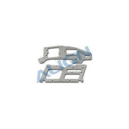 H25085 Fiberglass Main Frame/1.2mm