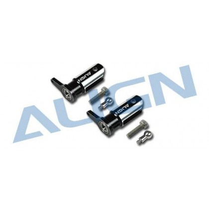 H25003A Metal Main Rotor Holder Set/Black