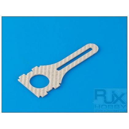 XT90-1015B swash guide silver