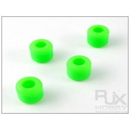 Goma patines verde 7mm