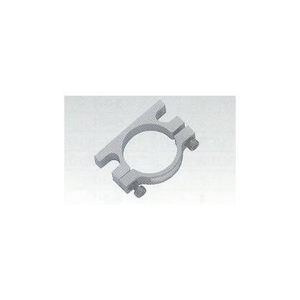 PV0438L Metal horizontal fin bracket - blue