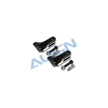 H45016 Metal Main Rotor Holder Set