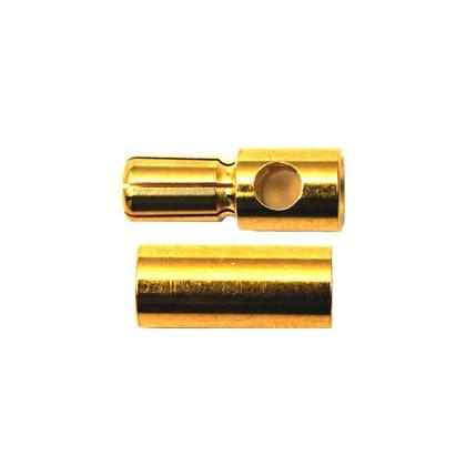 Conector oro 8mm