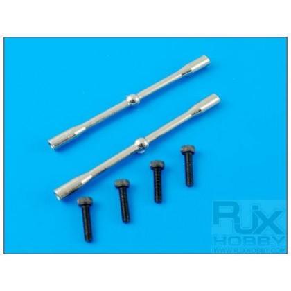 XT90-60729B Flybar control Arm(steel)