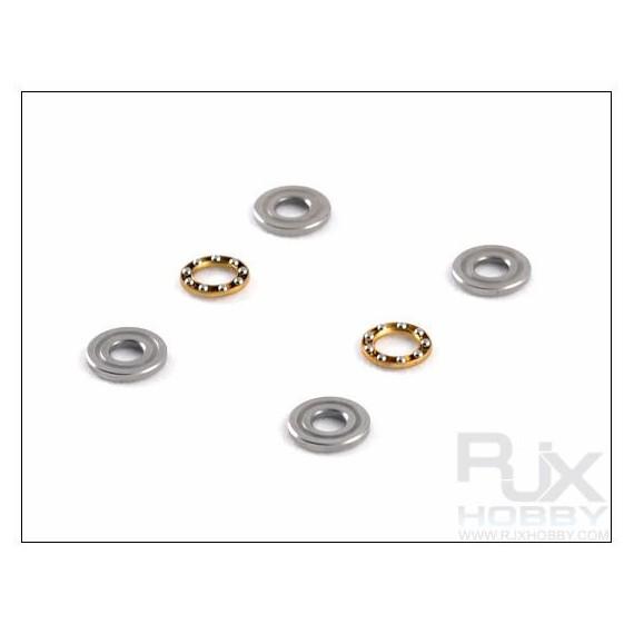 XT90-81047 Trust Bearing 8X16X5 x2