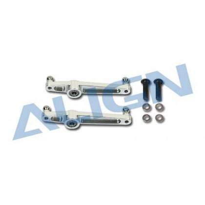H60008AF Metal SF Mixing Arm/Silver