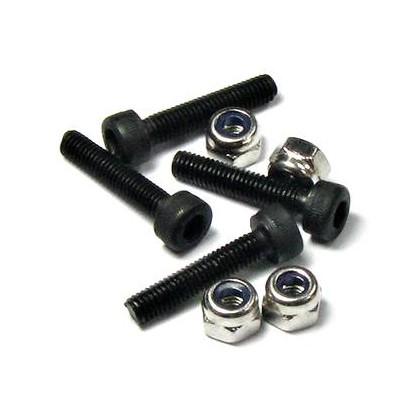 BMH422501 Socket Head Bolt, Nylon Nut: E4