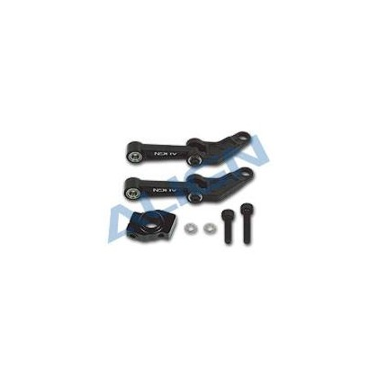 H50127 500FL Mixing base assembly/Black