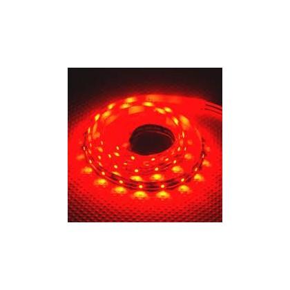 Tiras de LED rojo