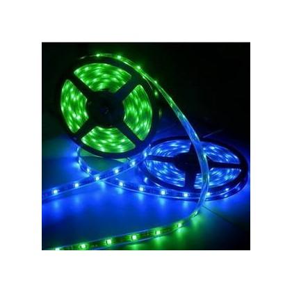 Tiras de LED verde