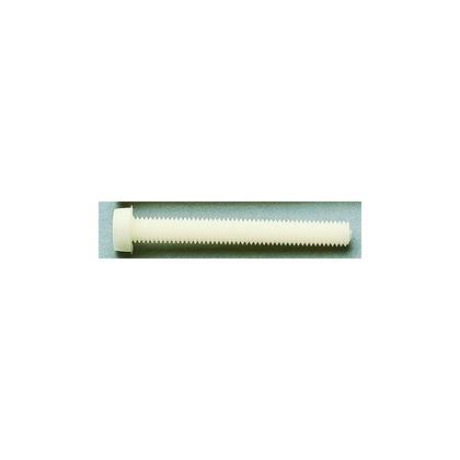 Tornillos de plástico M5x40 cabeza avellanada