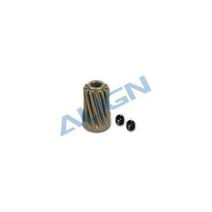 H70062 Motor Slant Thread Pinion Gear 12T