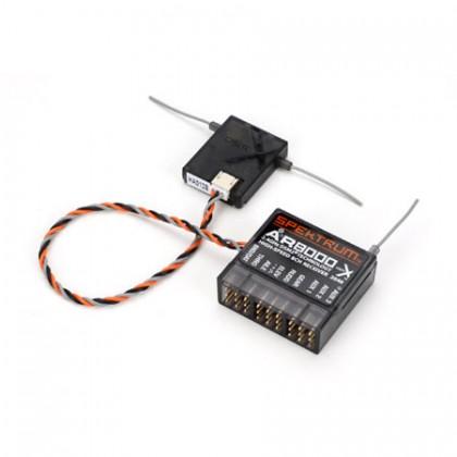 AR8000 DSMX compatible con telemetría
