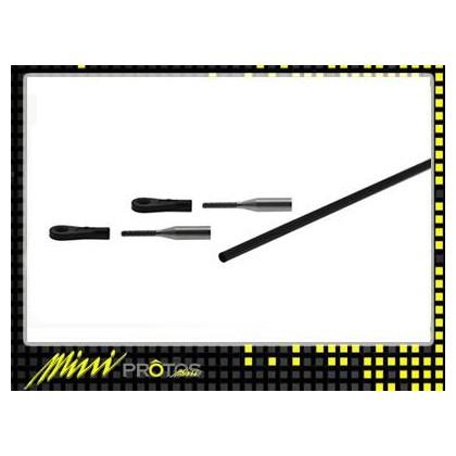 MSH41024 Tail control rod set