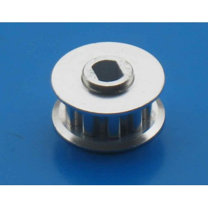 UP60007 metal front belt pulley