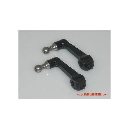 K00142-1 4mm Flybar Control Arm Set