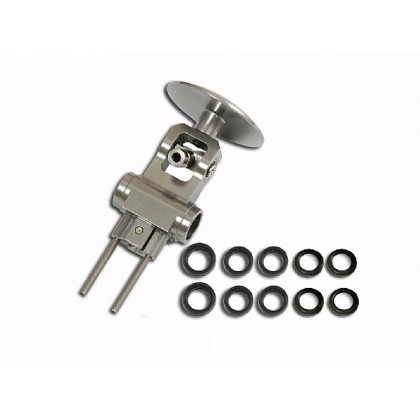 G207001 H255 Main Rotor Yoke with Stop Plate