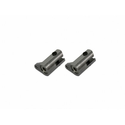 G207030 H255 CNC Tail Rotor Grips(Titanium anodized)