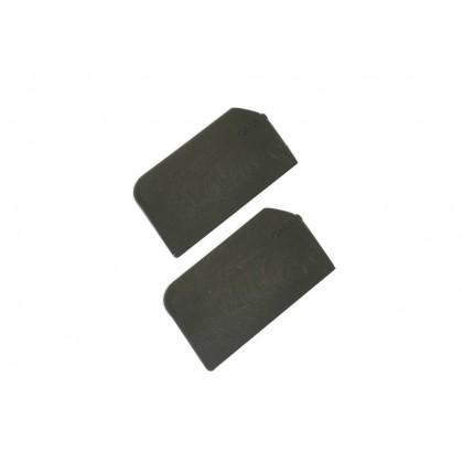 G203116 CF Fin & Tail(A Type)-Black