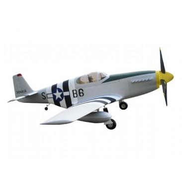 MUSTANG P-51B 80-100cc