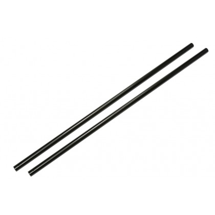 217127 X7 Tail Boom (Black anodized)