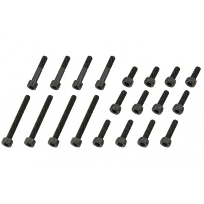 217541 Socket Head Cap Screw - Black (M3)