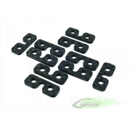 H0075-S Carbon Fiber SERVO SPACER