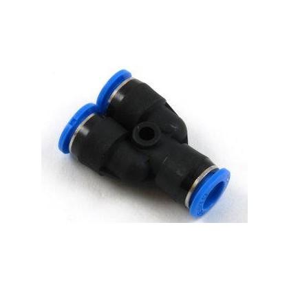 Conexion rapida Y 6mm