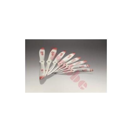 Helice 12X8 Plastico Con Fibra De Vidr