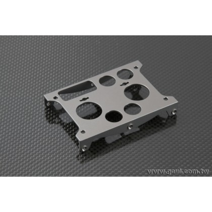 CNC Base Plate (Titanium color)