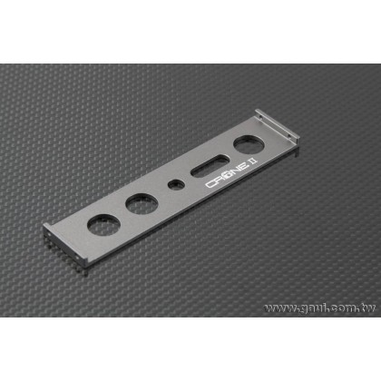 CNC Camera Base Plate (Titanium Color)