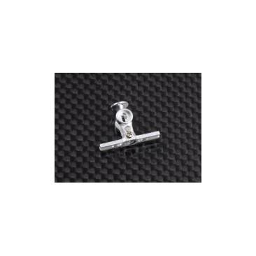 Metal Main Rotor Hub -Silver (MCPX)
