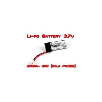 Li-po Battery 3.7v, 300 mAh 35C (Solo Pro 125)