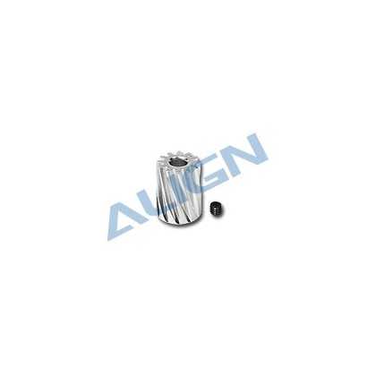 H45157 Motor Pinion Helical Gear 12T