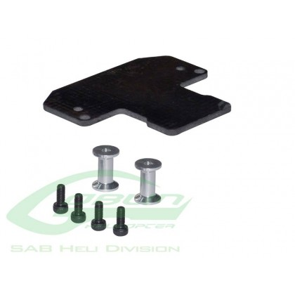 H0224-S Carbon Fiber Sensor Support