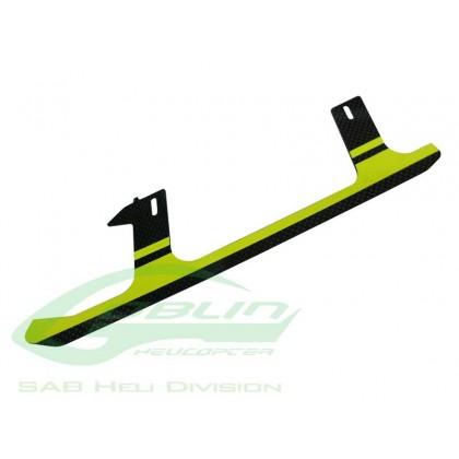 H0241-S Carbon Fiber Landing Gear Yellow(1pc)