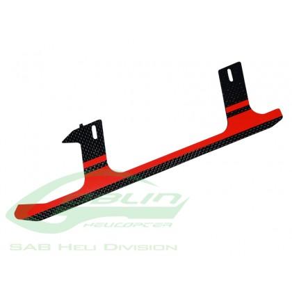 H0285-S Carbon Fiber Landing Gear Red