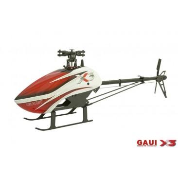 GAUI X3 portapalas de cola en aluminio
