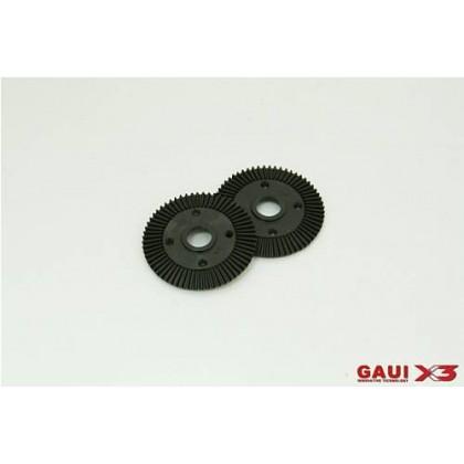 216181 X3 61T Crown Gear x2pcs